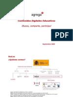 Presentacion Santander - contenidos digitales educativos