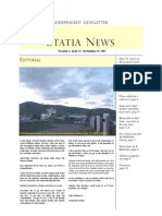 Statia News No. 14