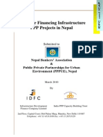 PPP Financing Policy 20120208095015