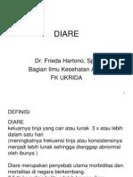 Diare (Dr. Frieda)