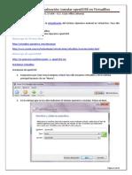 Instalar OpenSUSE 11.2 en VirtualBox