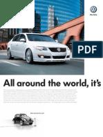 VW US Passat 2010
