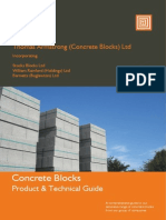 Thomas Armstrong - Concrete Blocks Brochure Jan 2013 - Web Version