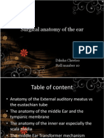 Surgical Anatomy of the Ear,