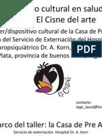 El Cisne del arte 2013.ppt
