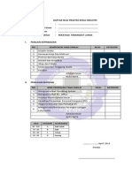 Form Penilaian Prakerin RPL