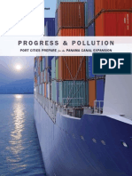 Panama Canal Expansion and Port Cities Pollution | December 2012