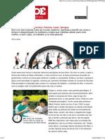 Revista IstoÉ - Tempo é Dinheiro-Carreira-Familia-Lazer e Amigos.pdf