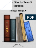 Softlight Sins by Peter F. Hamilton - Softlight Sins (3.0)