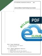 eCloud AVMT CourseContent - Copy