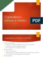 01. Capitalismo Estado e Direito
