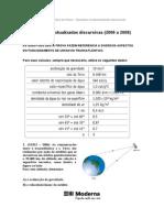 4806199 Fisica Questoes Contextualizadas Discursivas 2006 a 2008 I