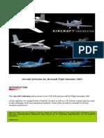 AircraftCollection En