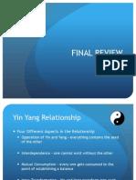 Essentials of Chinese Medicine - Summary