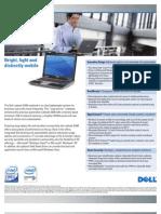 D430 Specs Sheet