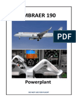 Embraer 190 Powerplant