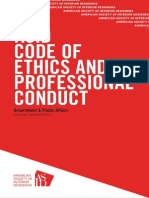 ASID 2011 -Code of Ethics and Professional Conduct