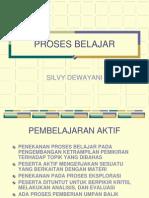 Proses Belajar (Silvy Dewayani)