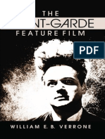 The Avant-Garde Feature Film - William E. B. Verrone