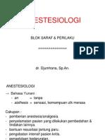 Blok Saraf & Perilaku
