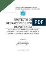 Proyecto Control AVR y LFC