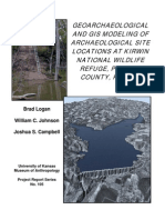 GEOARCHAEOLOGICAL