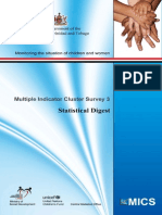 TrinidadTobago Statistical Digest