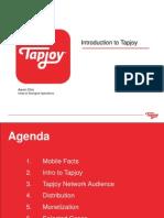 Intro to Tapjoy