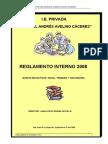 Reglamento Interno de La Iep Maac