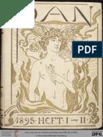 pan magazine 1895/1896