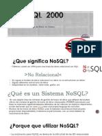 NoSQL  2000