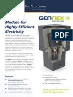 Gennex Brochure (en) Apr-2010