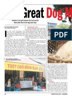 The Great Dog Meat Debate