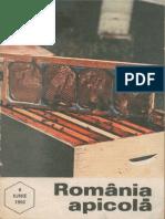 Romania Apicola 1992 Nr.6 Iunie