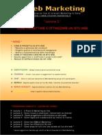 WEB -Progettare E Creare Un Sito Web-Internet Marketing