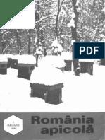 Romania Apicola 1994 Nr.1 Ianuarie