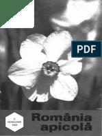 Romania Apicola 1994 Nr.2 Februarie