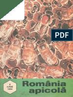 Romania Apicola 1994 Nr.6 Iunie