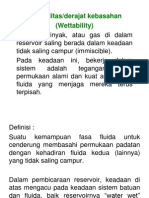 Wettabilitas Dan Tekanan Kapiler