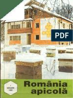 Romania Apicola 1999 Nr.1 Ianuarie
