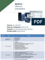 Sistemas de Manufactura Integrados Por Computadora
