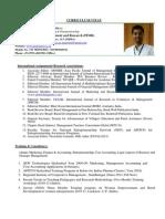 Dr. Punit Kumar Dwivedi [Curriculum Vitae Feb-2014]