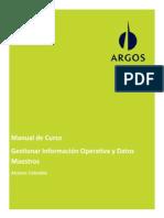 Gestionar Información Operativa y Datos