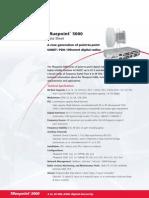 AIRLINX TRuepoint5000 Data Sheet 1206