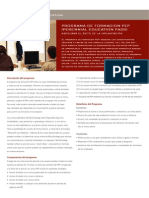 Brochure PEP EMEA ES MicroStrategy
