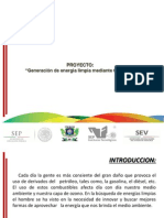 Presentacion de Proyectos de Turbinas