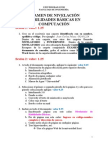 Taller Evaluativo Once