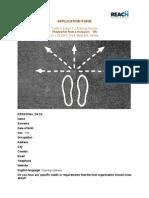 Application form - TRI.doc