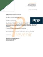 Oferta de Servicios - Colegios 2013 Presentencion Serviciios Psicologa