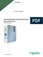 Manual Técnico de Instalação, Operação e Manutenção - AMTNoT060-02 - Português